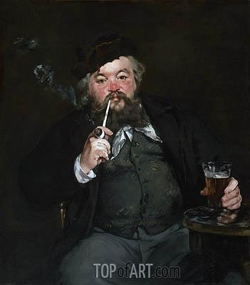 Manet | Le Bon Bock, 1873