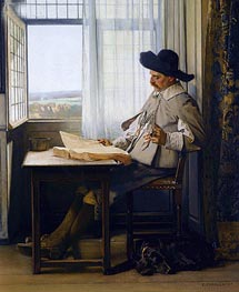 Austrian, undated by Eduard Charlemont | Painting Reproduction