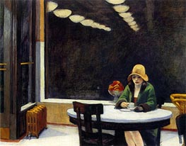 Automat | Hopper | Painting Reproduction