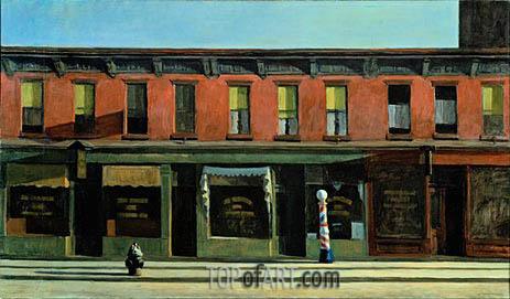 Hopper | Early Sunday Morning, 1930