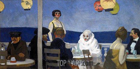 Hopper | Soir Bleu, 1914