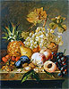 Still Life with Fruit | Edward Ladell