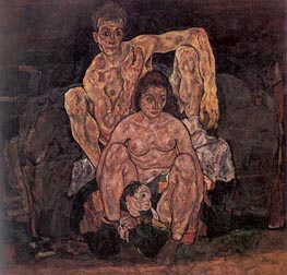The Family | Schiele | outdated