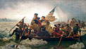 Washington Crossing the Delaware | Emanuel Gottlieb Leutze