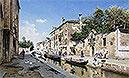 Canale san Giuseppe, Venice | Federico del Campo
