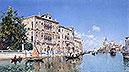The Grand Canal | Federico del Campo