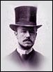 Porträt von Fernand Edmond Jean Marie Khnopff