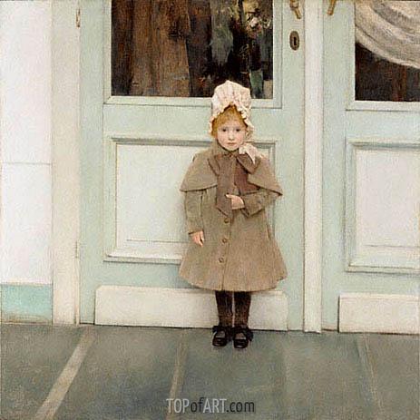 Khnopff | Jeanne Kefer, 1885