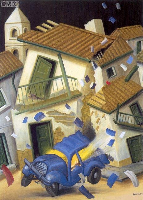 Botero | Carbomb, 1999