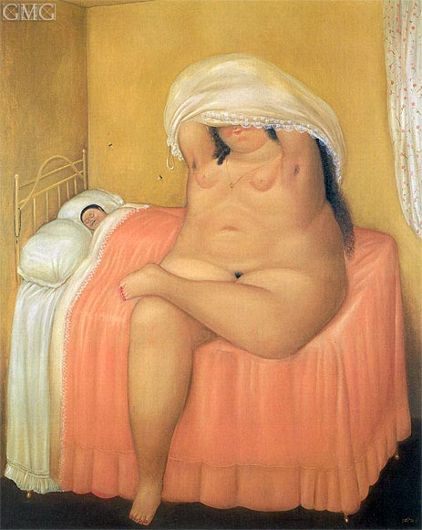 The Lovers, 1969 | Botero | Painting Reproduction