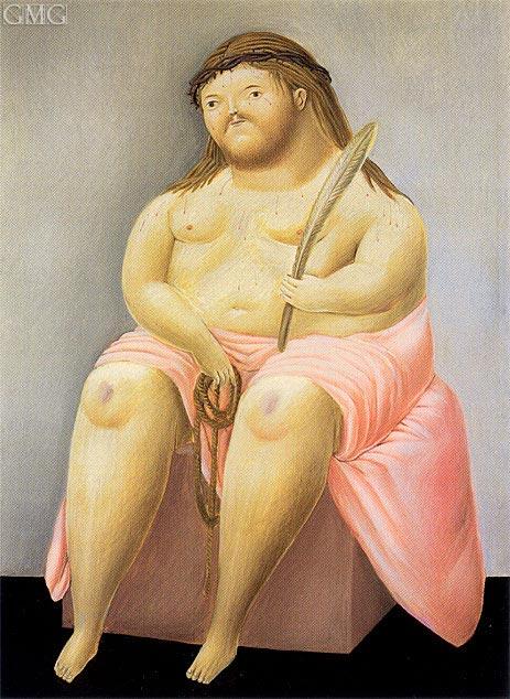 Botero | Ecce Homo, 1967