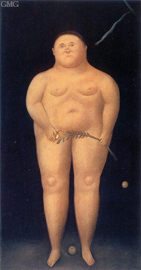 Botero | Adam, 1968