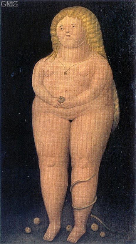 Botero | Eve, 1968