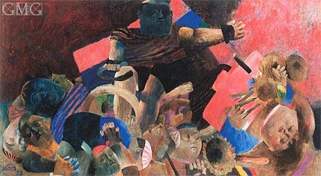Botero | Apotheosis of Ramon Hoyos, 1959