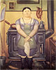 The Maid | Fernando Botero (inspired by)
