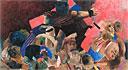 Apotheosis of Ramon Hoyos | Fernando Botero (inspired by)