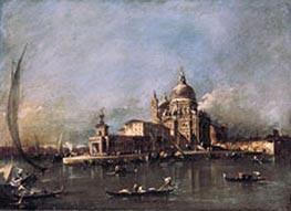 Santa Maria della Salute | Francesco Guardi | outdated