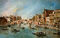 View on the Cannaregio Canal, Venice | Francesco Guardi