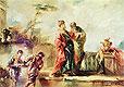 The Marriage of Tobias (detail) | Francesco Guardi
