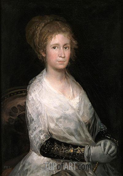 Goya | Leocadia Zorrilla, c.1814/16