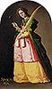 St. Apollonia | Francisco de Zurbaran