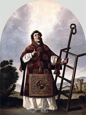 Zurbaran | St Lawrence, 1636