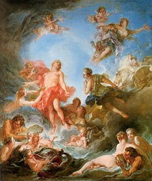The Rising of the Sun | Boucher | Painting Reproduction