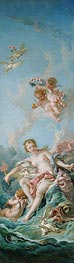 Venus on the Waves | Boucher | Painting Reproduction