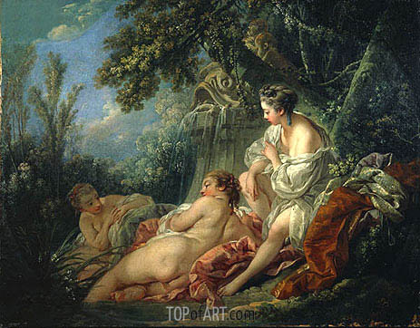 The Four Seasons: Summer, 1755 | Boucher| Painting Reproduction