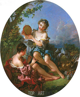 Boucher | Bacchantes, c.1745