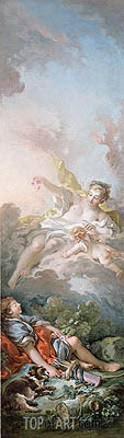 Aurora and Cephalus, 1769 | Boucher | Painting Reproduction