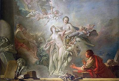 Boucher | Pygmalion and Galatea, undated