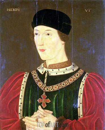 Francois Clouet | Henry VI of England, undated