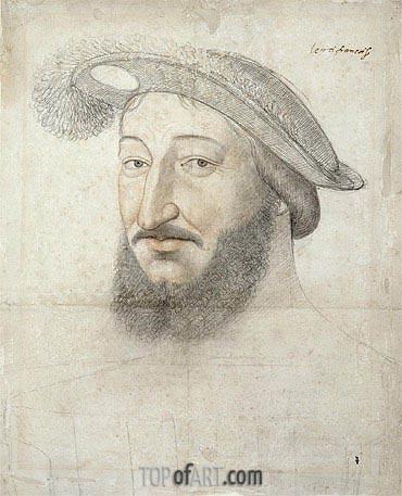 Francois Clouet | Francois I, c.1540/45