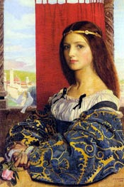 Molly, Duchess Of Nona, 1905 by Frank Cadogan Cowper | Painting Reproduction
