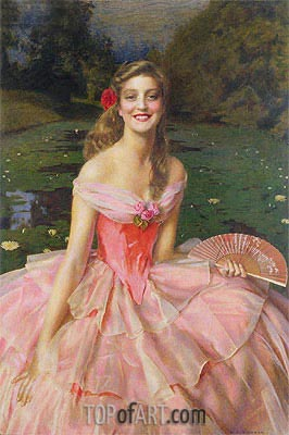 The Ugly Duckling,  | Frank Cadogan Cowper | Painting Reproduction