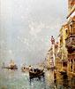 Canale della Giudecca | Franz Richard Unterberger