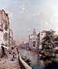Rio St. Geronimo, Venice | Franz Richard Unterberger