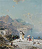 Amalfi, Gulf of Salerno | Franz Richard Unterberger
