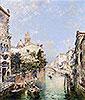 Santa Barnaba, Venice | Franz Richard Unterberger
