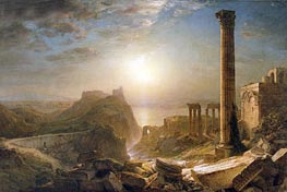 Syria by the Sea | Frederic Edwin Church | Painting Reproduction