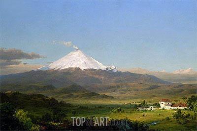 Frederic Edwin Church | Cotopaxi, 1855