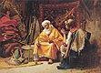 The Rug Merchants | Frederick Arthur Bridgman