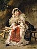Armenian Woman | Frederick Arthur Bridgman