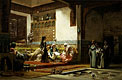 Moorish Interior | Frederick Arthur Bridgman