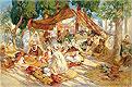 Market Scene | Frederick Arthur Bridgman