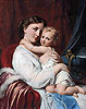 A Mother's Love | Fritz Zuber-Buhler