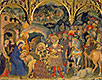 Adoration of the Magi, 1423 | Gentile da Fabriano