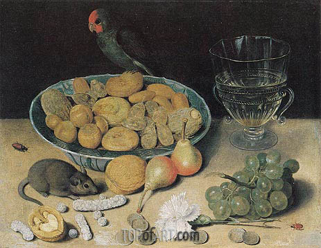 Dessert Still Life, undated | Georg Flegel | Gemälde Reproduktion
