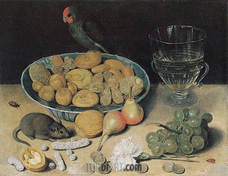 Georg Flegel | Dessert Still Life, undated